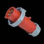 Industrial plug IP67